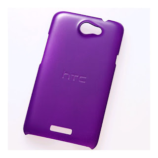HTC One X Purple Ultra Thin Hard Shell Case Cover - HC C702