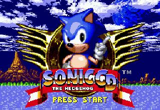 Sonic CD Data