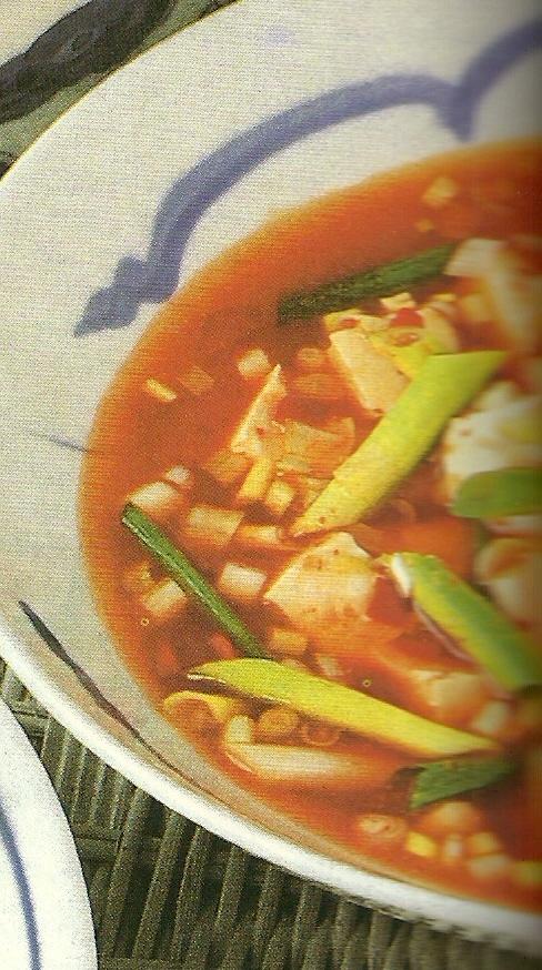 Stir Fried Bean Curd With Szechuan Sauce Maruja Recipe