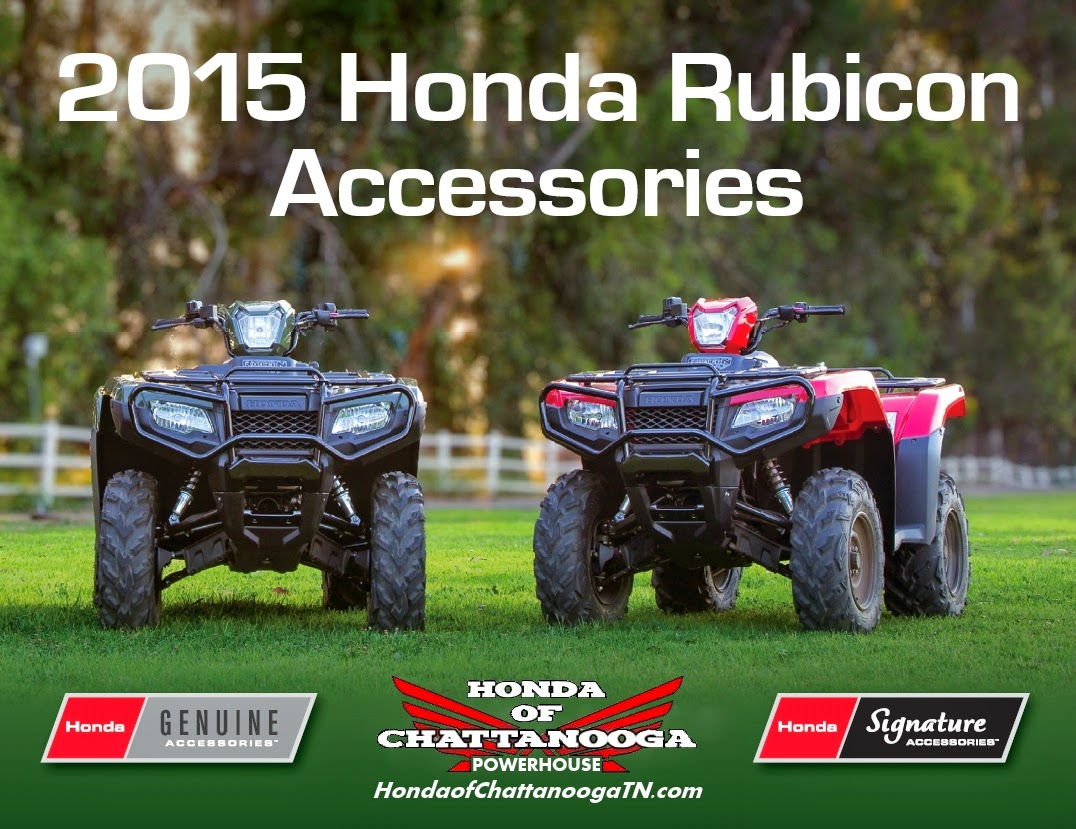 2015 Rubicon 500 parts accessories for sale Chattanooga TN GA AL ATV Dealer
