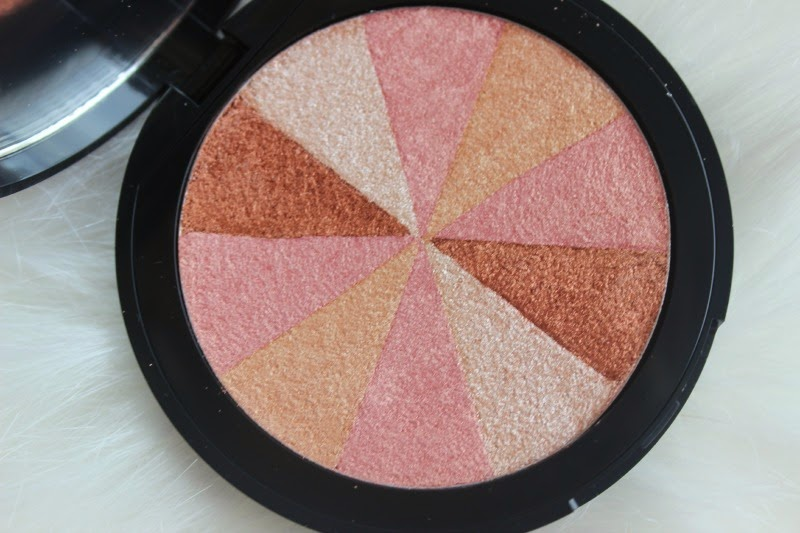 Soap & Glory Peach Party Multi-Colour Blush Brick