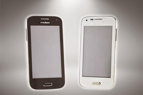 Pyramid S4 Çift Hatlı Cep Telefonu Özellikleri İnceleme