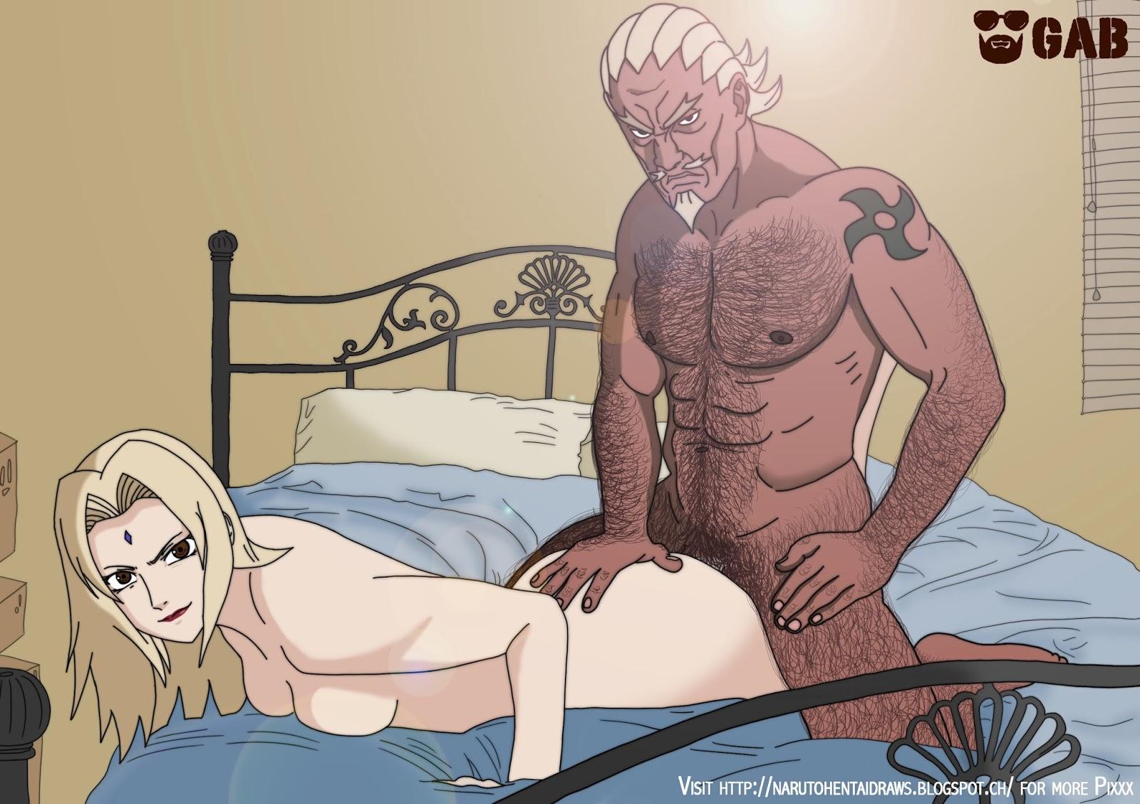 Naurto xxx sex pix de tsunade