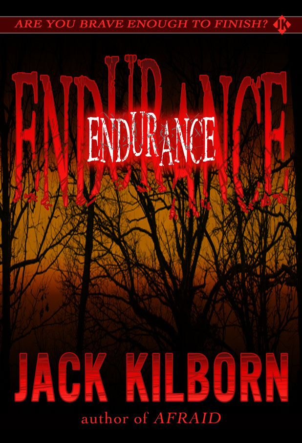 Trapped by Jack Kilborn Unabridged Audiobook on 9 CD's