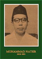 gambar-foto pahlawan nasional indonesia, Muhammad Natsir