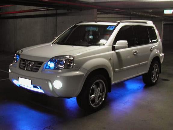 Modifikasi Mobil Nissan X-Trail Minimalis