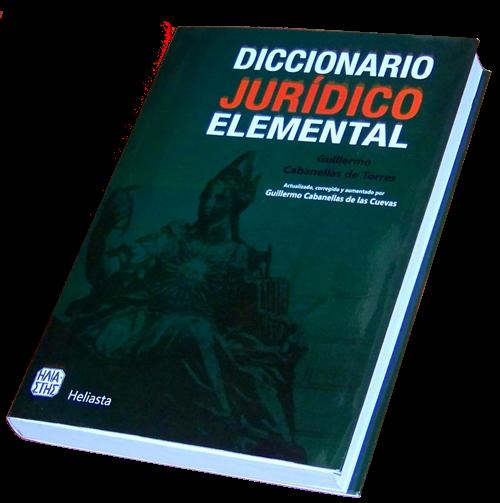 Diccionario juridico de cabanellas online dating 10