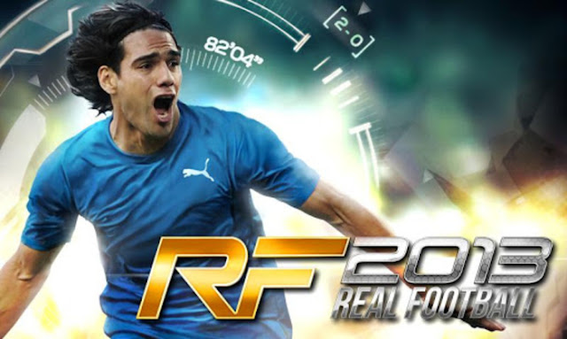 Real Football 2013 APK + Datos SD v1.6.4h [Mod de Dinero]