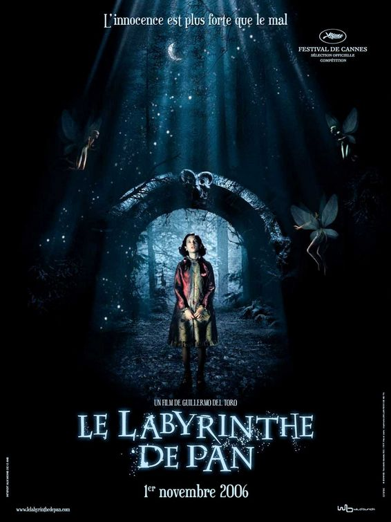 pans labyrinth analysis For sheer imaginative brio, pan's labyrinth is one of the films of the year but the dark fable was a labour of love for director guillermo del toro, who says that violence in his native mexico is key to his extraordinary vision.