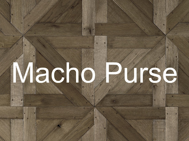 Macho Purse
