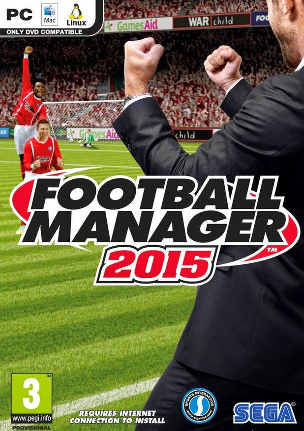 Purchase the new Football Manager 2015