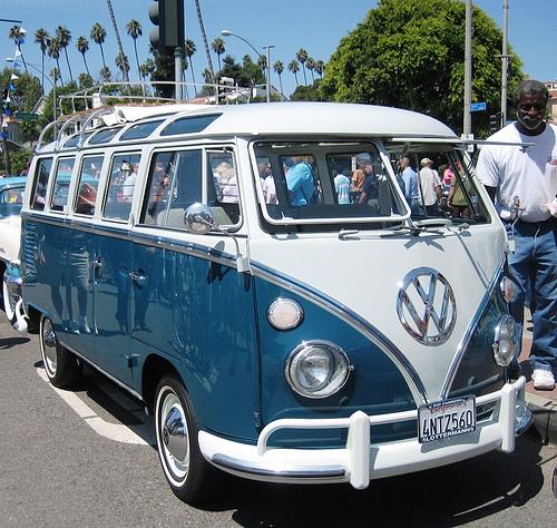 AMAZING CARS: VW Bus (Type 2)