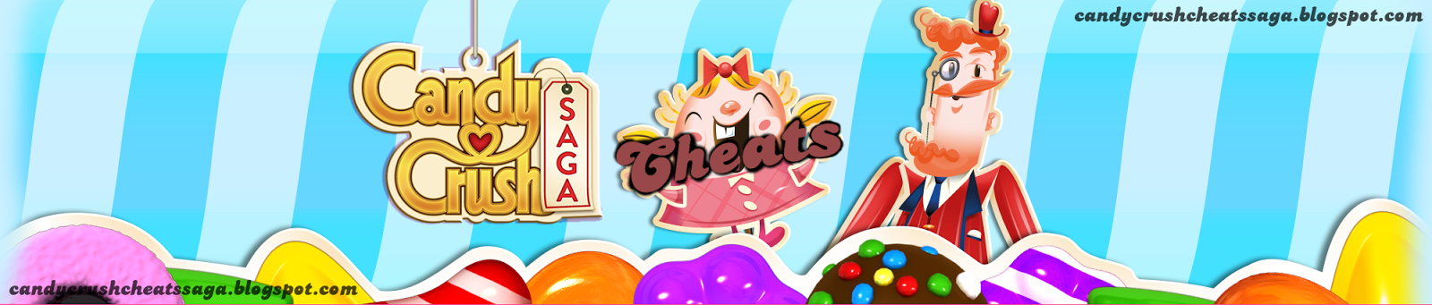 Candy Crush Cheats Saga
