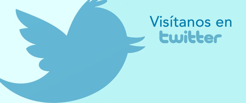 Síguenos en Twitter...