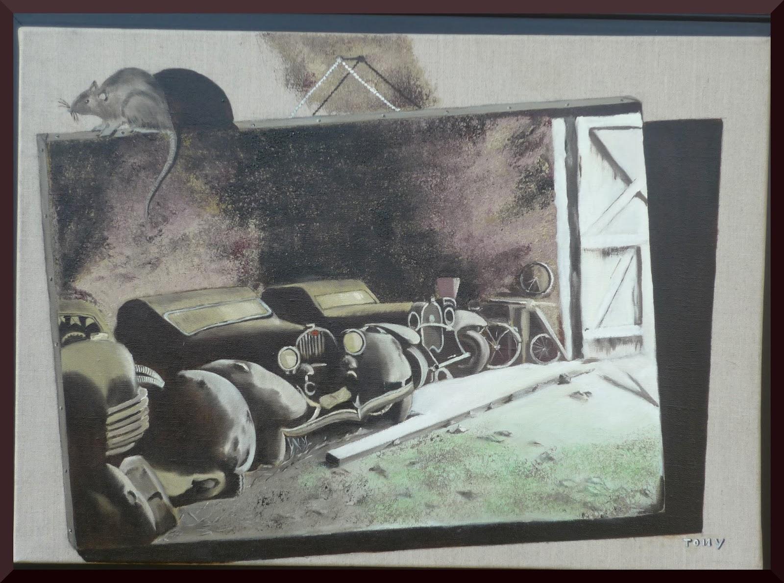 le cercle royal artistique mouscronnois les expositions de ce d but d 39 ann e. Black Bedroom Furniture Sets. Home Design Ideas
