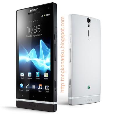 Smartphone Sony Xperia S
