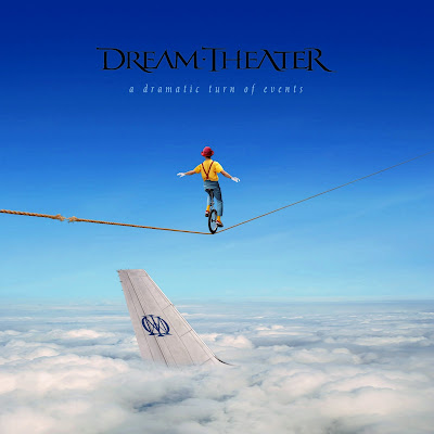 Dream Theater-A dramatic turn of events-carátula frontal.jpg