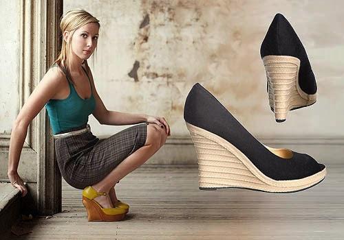 Sepatu Wanita Model Prism 1