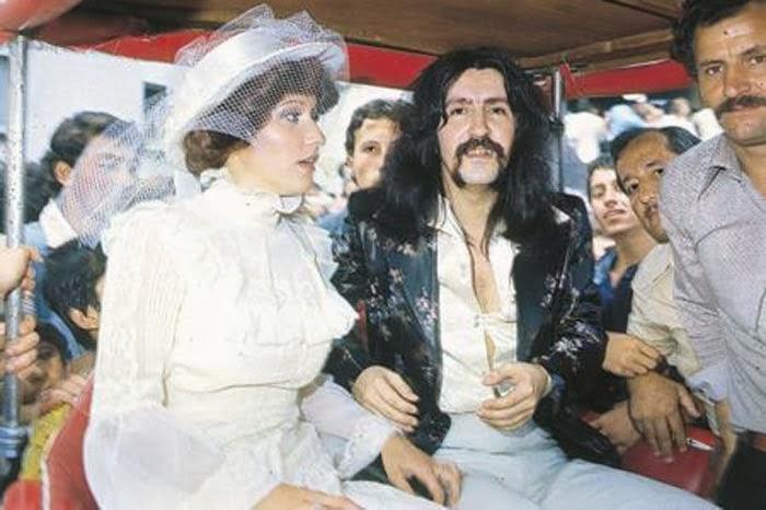 barış mançonun evliliği