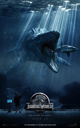 Jurassic World (Web-DL 720p Ingles Subtitulada) (2015)