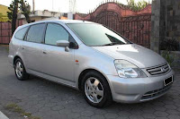 Dijual Honda Stream 17AT (Matic) AB asli 2002