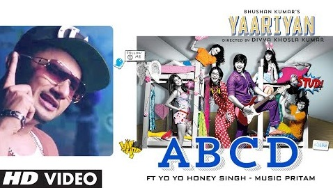 Abcd - Yaariyan (2014) Feat.Yo Yo Honey Singh Watch Online