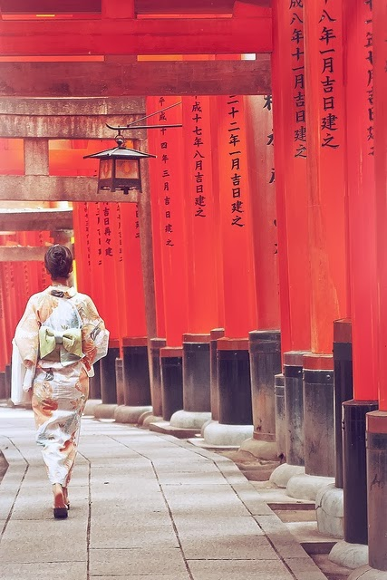 kyoto spring travel