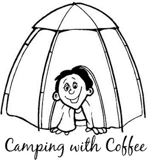 Have Coffee while Camping