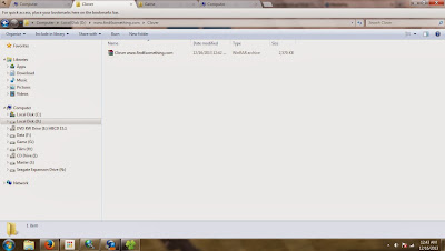 Clover | Cara Membuat Multi-Tab di Windows Explorer