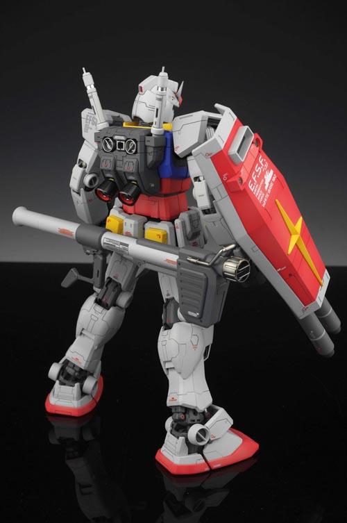 Master Grade RX-78-2 Gundam