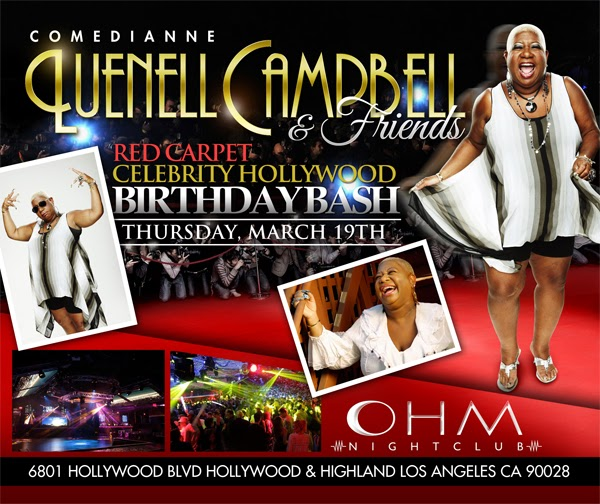 Luenell Campbell Young