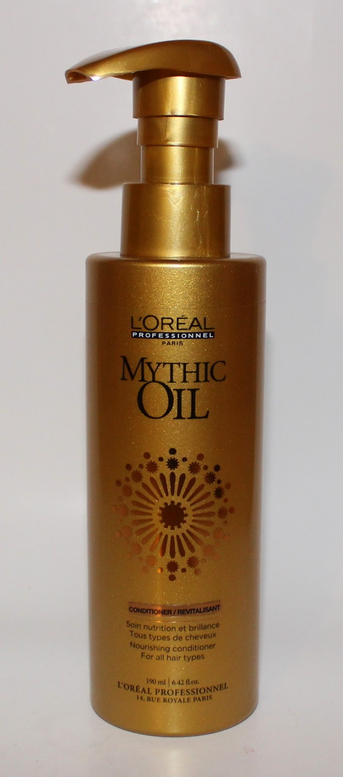 L'Oréal Professional Mythic Oil Nourishing Conditioner