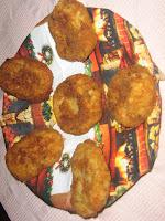 Kroketi od pirinča sa sirom