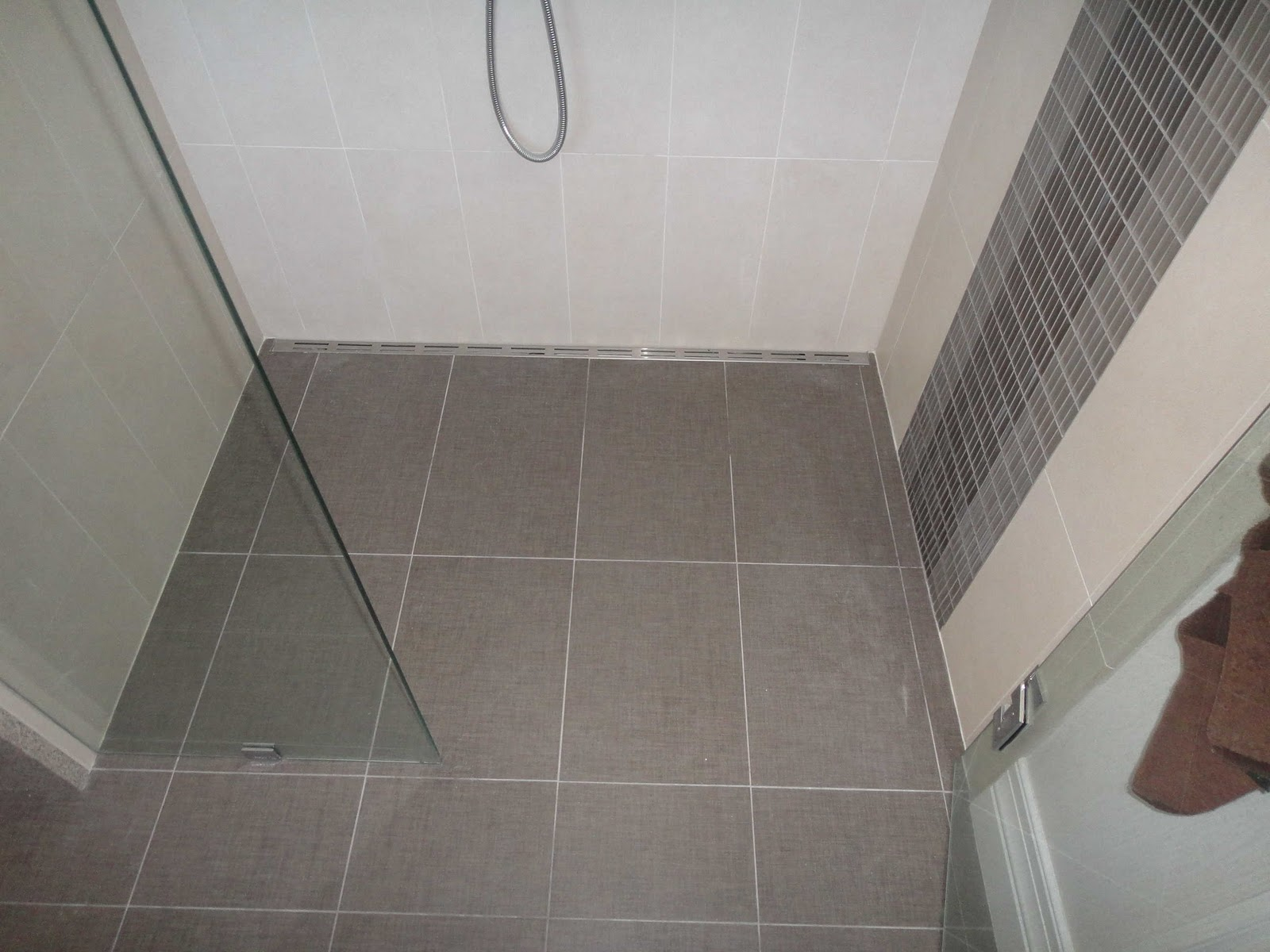 Our Drain Systems Allow You To Eliminate The Barriers And Threshold Of A  Shower, Creating An ADA Shower That Is Universal Design Approved.