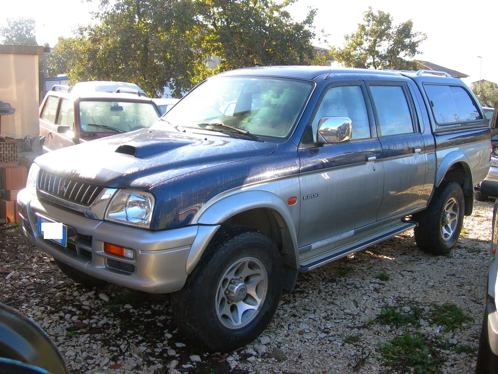 Mitsubishi L200 2.5 Tdi 4x4 full optional 110.000km anno 2000 Prezzo 6.500,00 euro