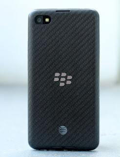 Photo realistic BlackBerry A10/Z30