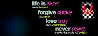 life quote facebook timeline cover