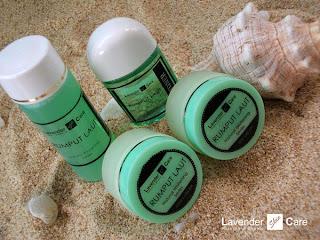 cream rumput laut alami