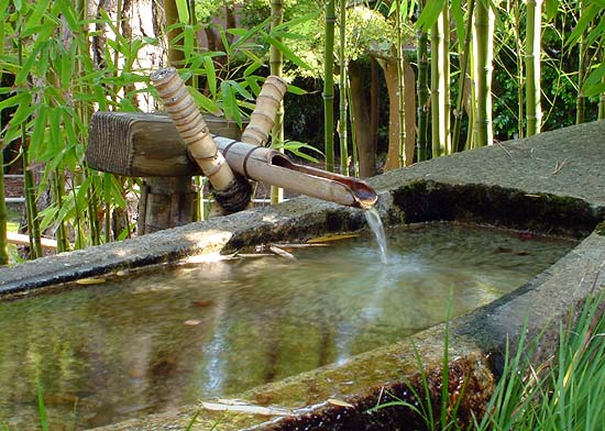 Bamboo Fountain4