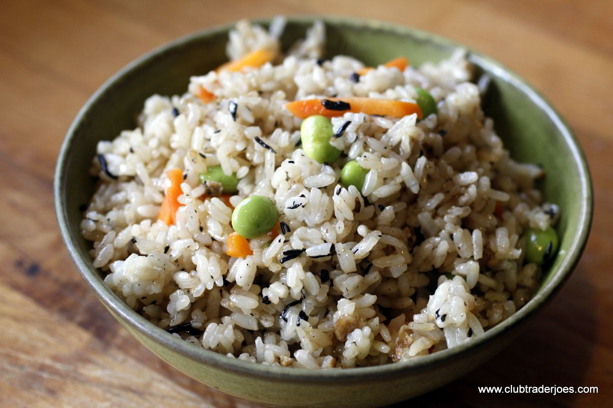 ... fried rice egg fried rice fried rice egg fried rice edamame fried rice