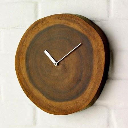 Icono interiorismo llega la hora de decorar con un reloj - Relojes para decorar paredes ...