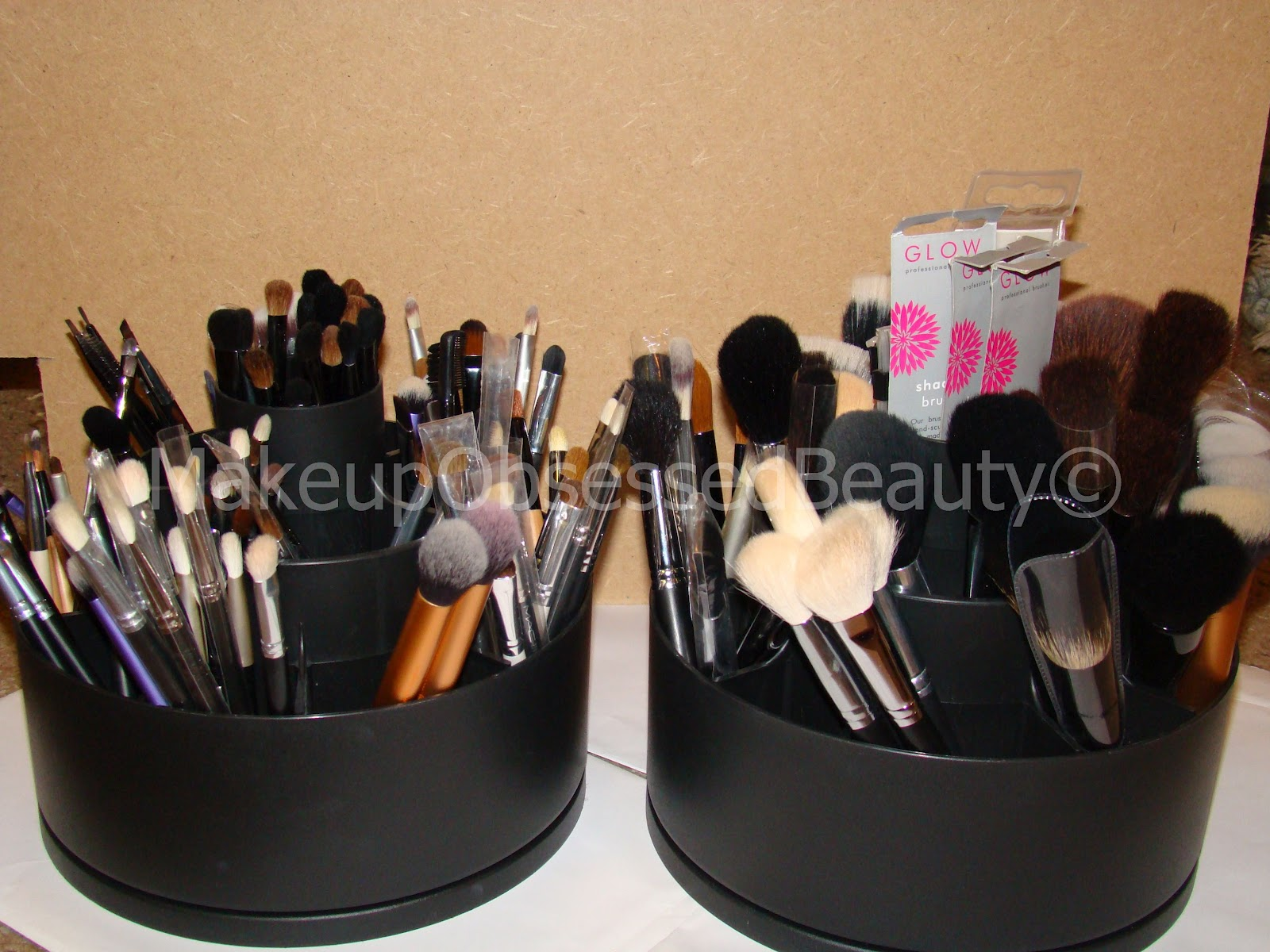 How i Store my Makeup Brushes