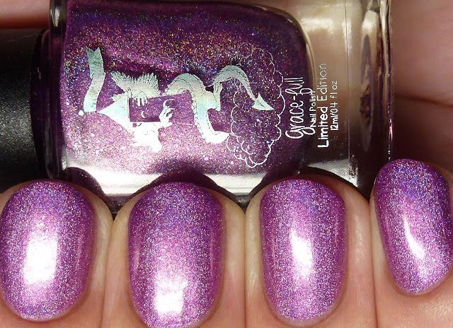 Grace-full Nail Polish Violetta the Dragon
