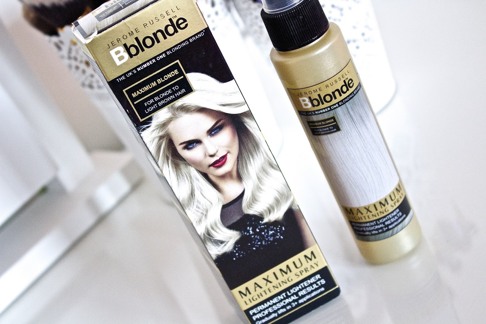 Jerome Russell Bblonde Lightening Spray