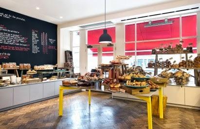 Gail S Bakery London Britain Visitor Blog