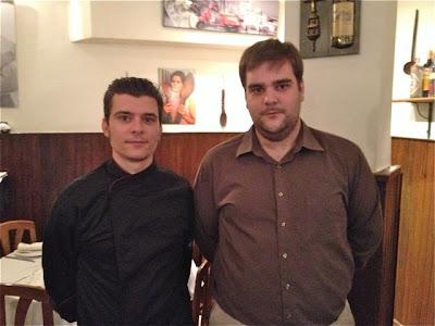 Stefano y Gonzalo de Don Lisander. Blog Esteban Capdevila