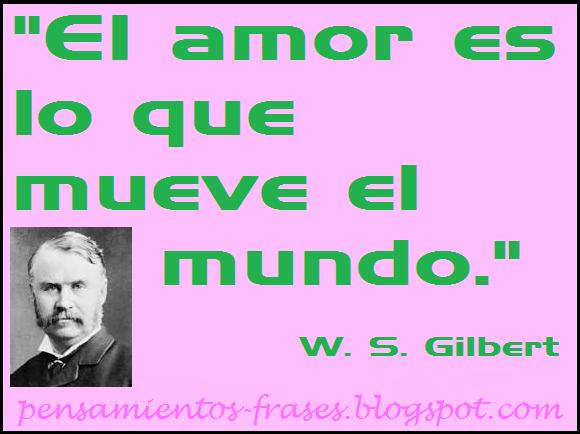 frases de W. S. Gilbert