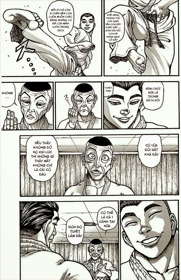Baki Dou chap 6 Trang 11 - Mangak.info
