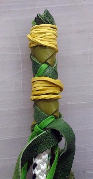 Что можно сделать из шнура для плетения