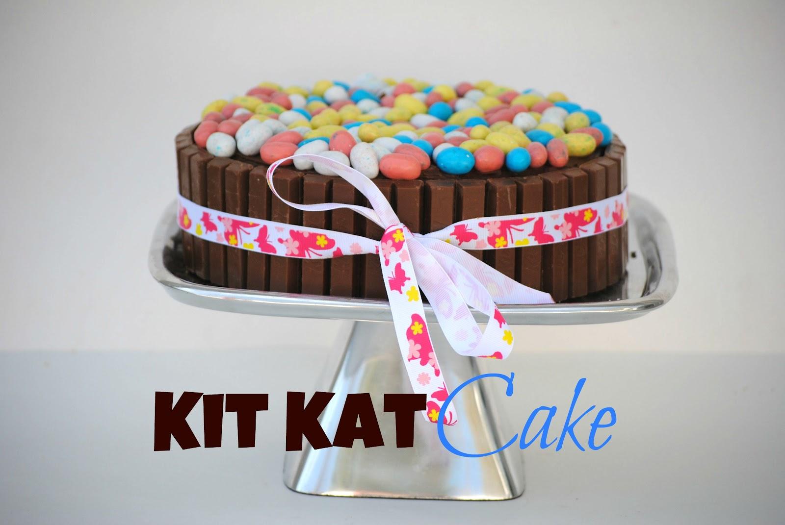 Kit Kat Cake blog resep ibuku